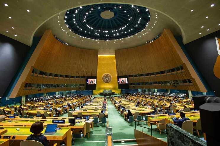 Assembleia-geral da ONU