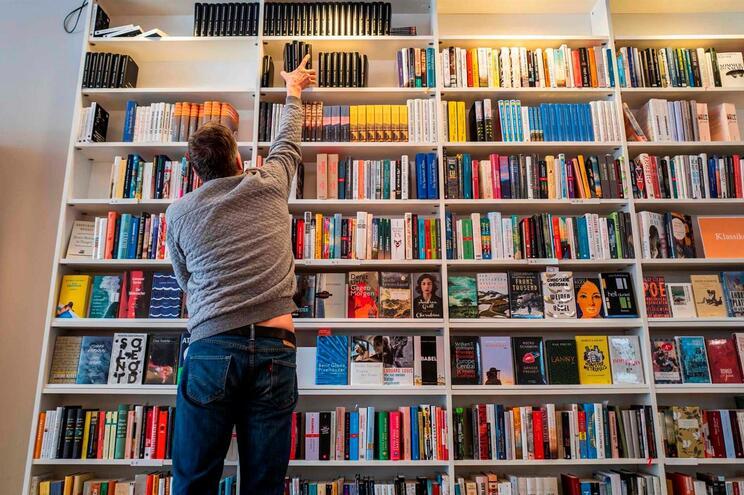 Livrarias independentes querem apoios à tesouraria para sobreviver