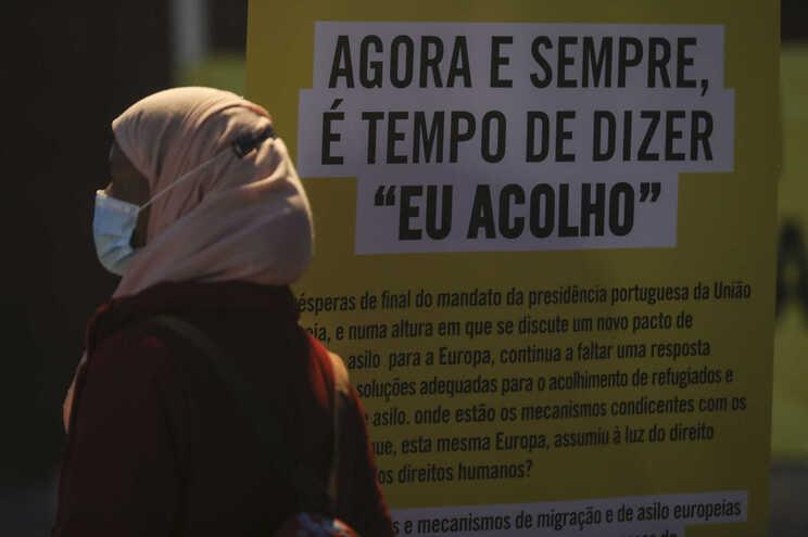 Portugal recebeu sete refugiados oriundos da Turquia. Total ascende já a 818