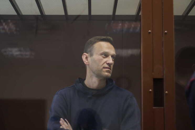 Alexei Navalny está detido