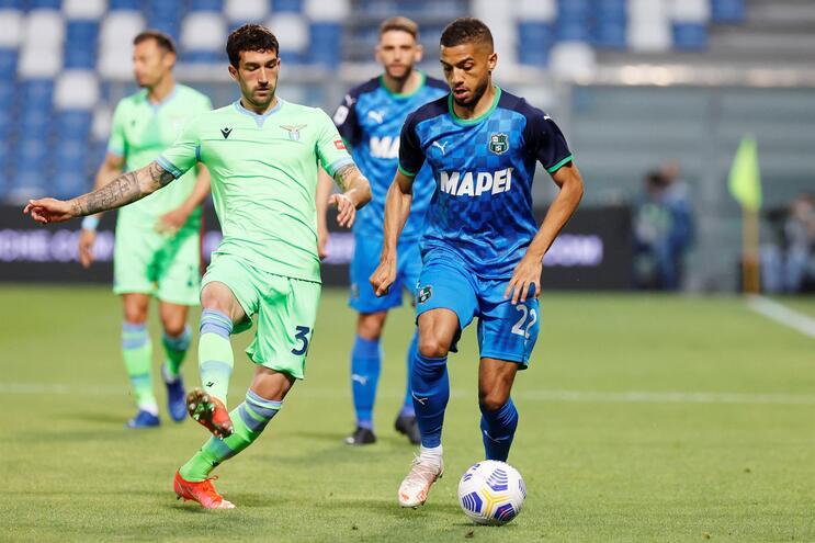 A Lazio é uma das equipas que tem um equipamento verde