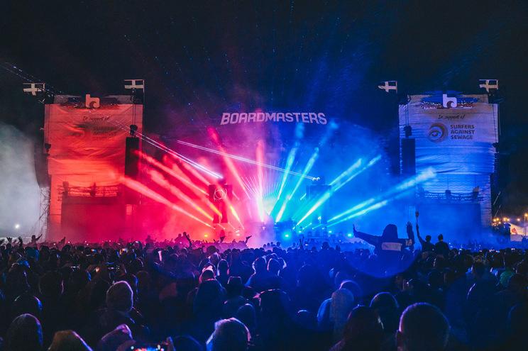 Festival Boardmasters, em Newquay, na Inglaterra, pode estar na origem de mais de 4.500 novos casos de
