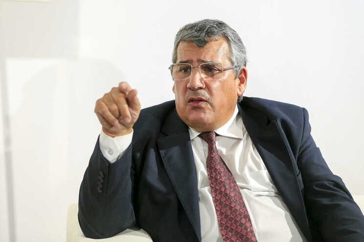 António Cunha, presidente da CCDR-N