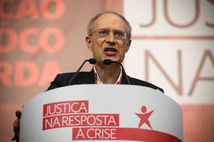 Francisco Louçã, fundador e ex-coordenador do Bloco de Esquerda