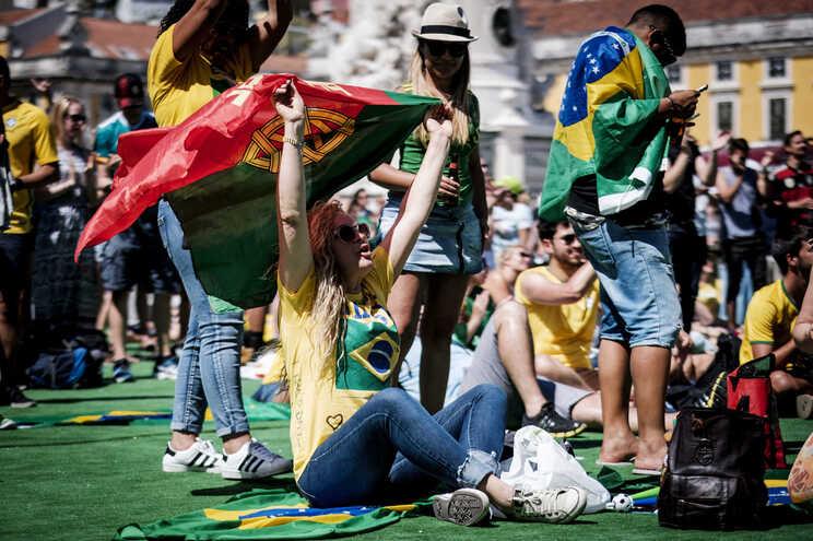 Seleções de Portugal e Brasil podem defrontar-se em 2022