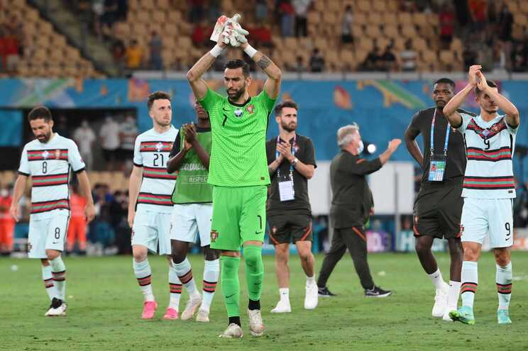 Portugal desce para o oitavo lugar no ranking da FIFA