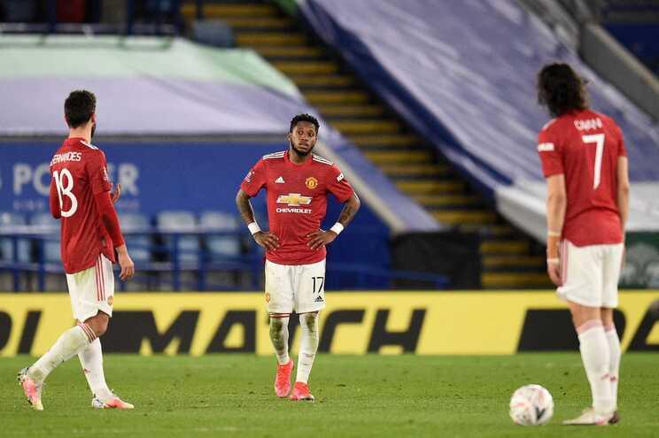 O Manchester United criou plataforma para denunciar abusos e comportamentos racistas nas redes sociais