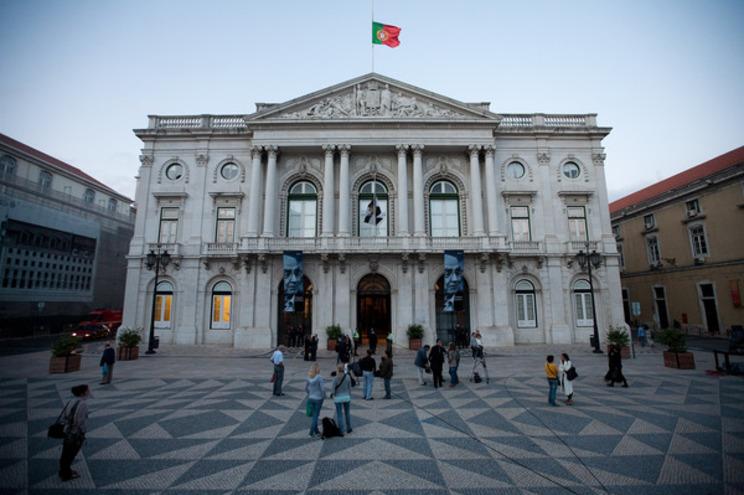 Adeptos afastados da receção ao Sporting na Câmara de Lisboa