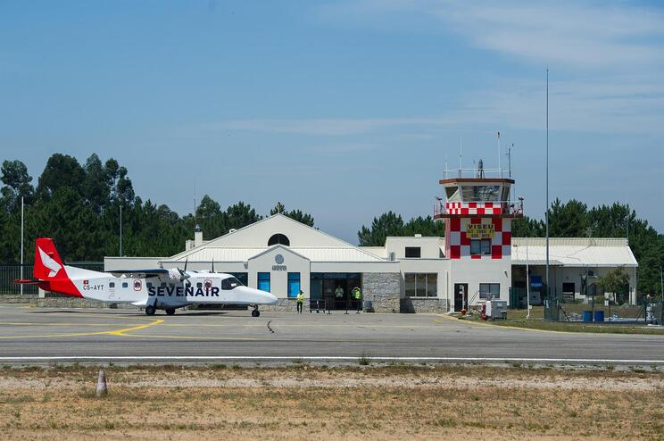 Movimentos no aeródromo de Viseu cresceram 22% em ano de pandemia