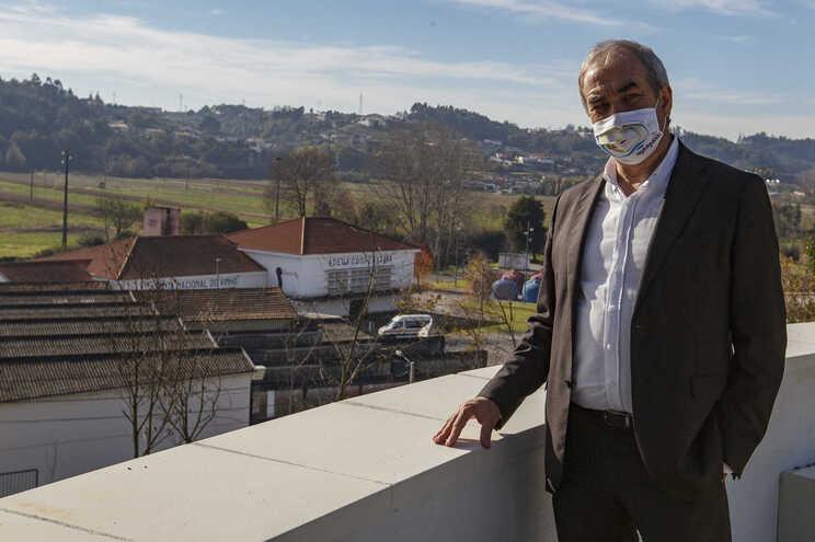 Jorge Almeida, presidente da Câmara de Águeda