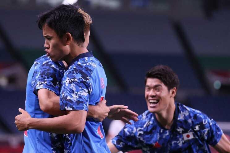 Takefusa Kubo está a ser uma das principais figuras do torneio de futebol