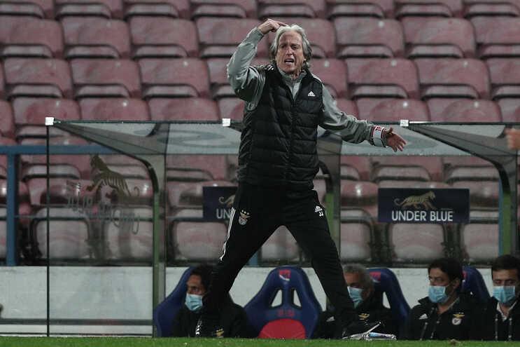 Jorge Jesus não acredita que Pepe seja utilizado pelo F.C. Porto