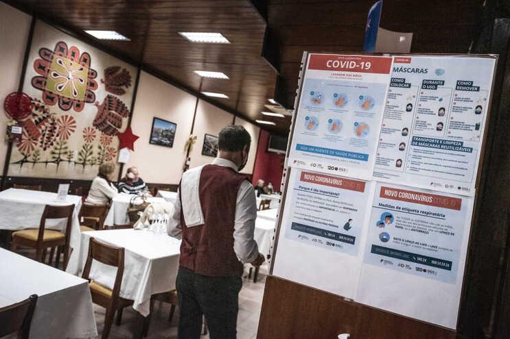 """Hotelaria e restauração consideram que apoios disponíveis para o setor """"não são suficientes"""""""