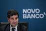 O diretor Executivo do Novo Banco, António Ramalho