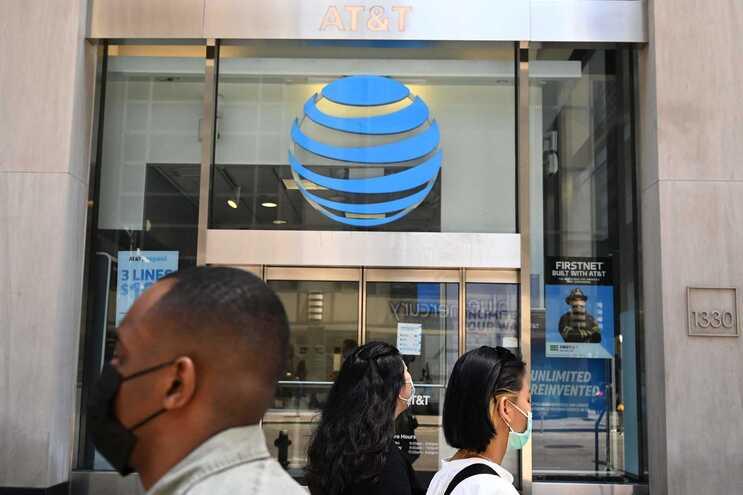 Empresa de telecomunicações norte-americana AT&T