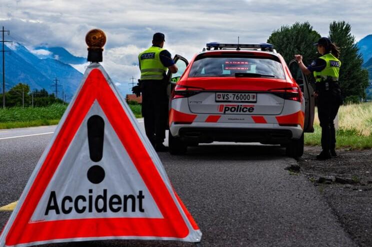 O Ministério Público já está a investigar as causas do acidente