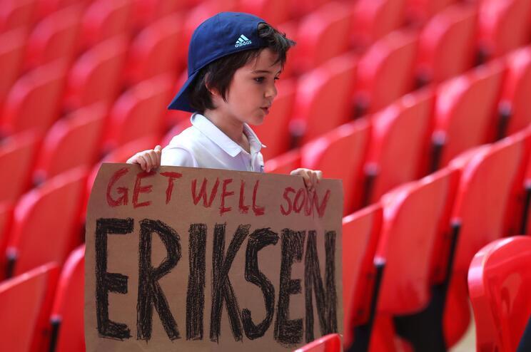 Christian Eriksen marcou quatro golos ao serviço do Inter de Milão esta época
