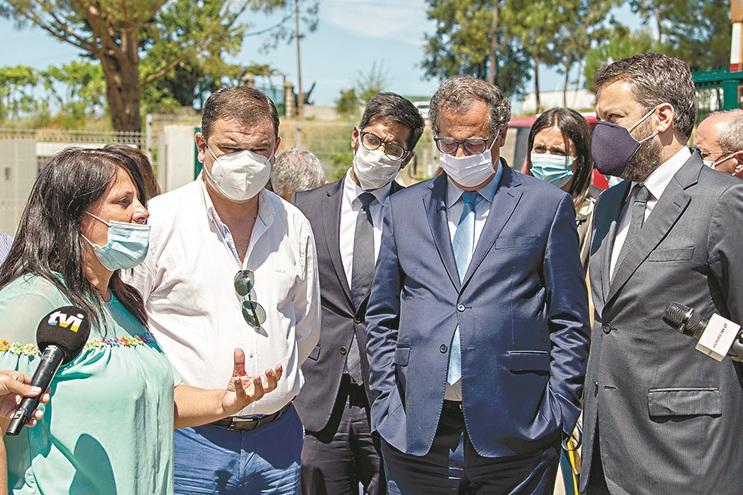 Rosa Paiva, da Bradco, apelou à ajuda do Governo
