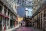 Bares e discotecas no Cais de Sodré, em Lisboa, continuam fechados devido à pandemia