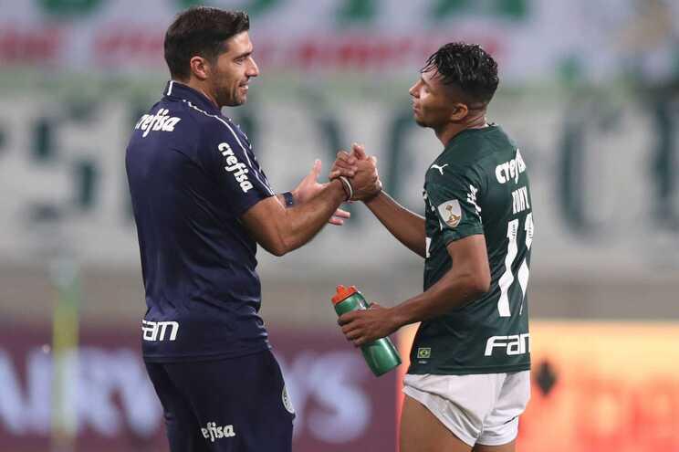 Abel Ferreira, treinador do Palmeiras