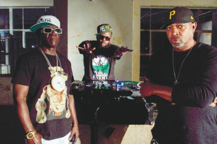 Histórica banda e nome fundamental do hip hop regressa com um disco de combate, que reflete sobre as