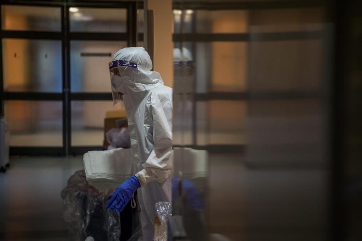 Portugal volta a superar os 500 novos casos de covid-19