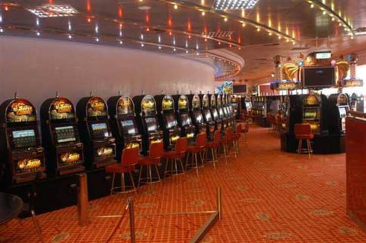 """Slot machine"" do Casino da Figueira da Foz dá mais de 198 mil euros"