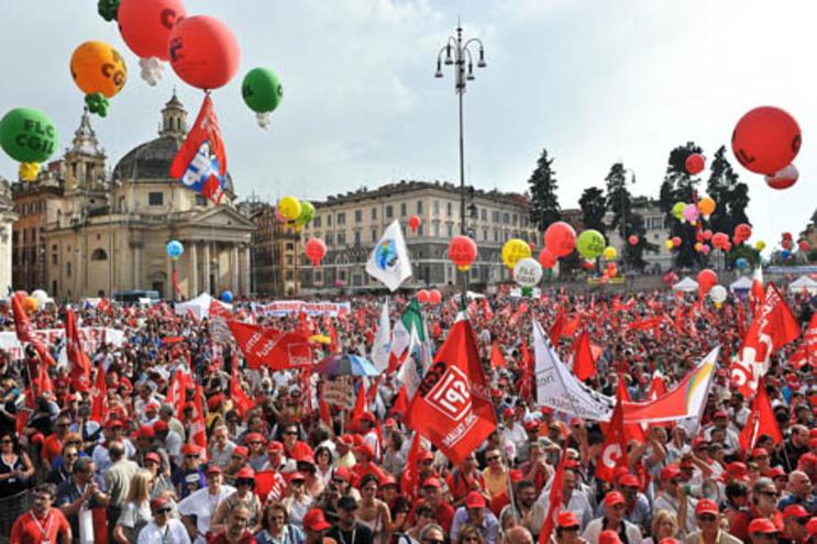 Manifestações na Alemanha e em Itália contra planos de austeridade