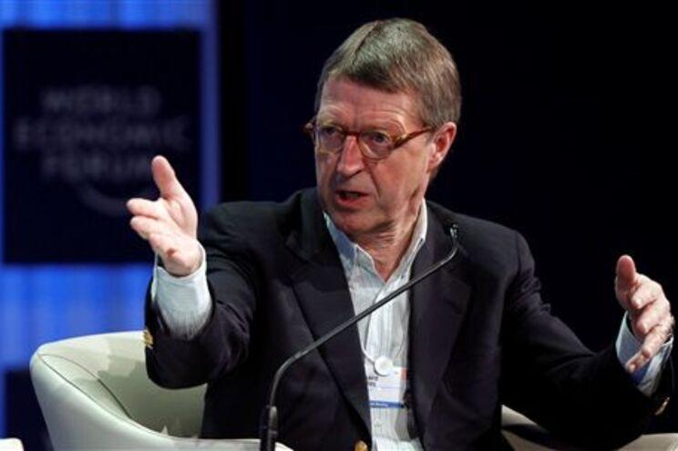 Eckhard Cordes, presidente-executivo do grupo alemão Metro AG