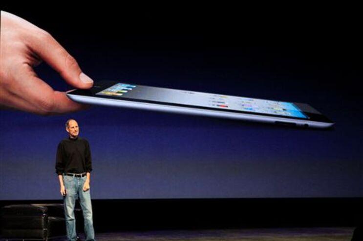 iPad 2 chega a Portugal a 25 de Março