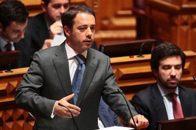 Pedro Duarte, vice-presidente do grupo parlamentar do PSD
