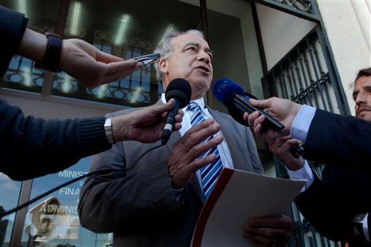CGTP expressou à 'troika' oposição a pacote de austeridade semelhante a outros países
