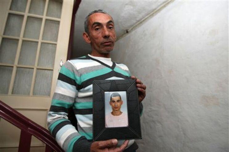 José Machado, pai da vítima mortal