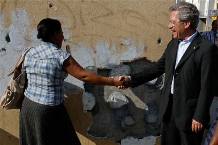 Fernando Nobre em campanha por Lisboa