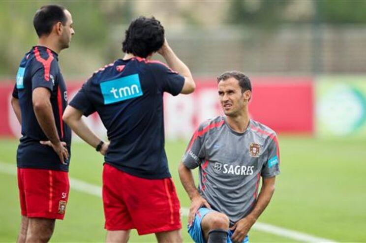 Ricardo Carvalho vai fazer treino específico