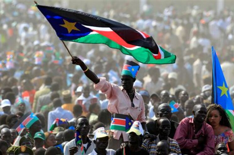 Sul do Sudão já foi reconhecido pelas principais potências