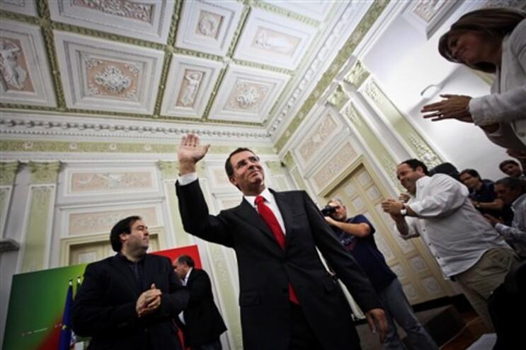 António José Seguro é o novo líder do PS