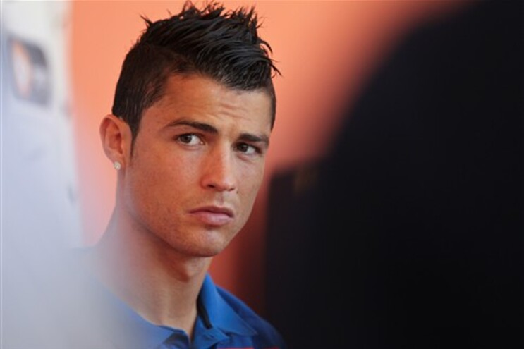 Cristiano Ronaldo é jogador do Real Madrid