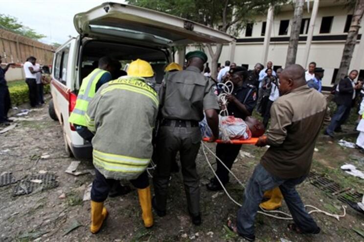 """ONU condena atentado """"abominável"""" contra as suas instalações na Nigéria"""