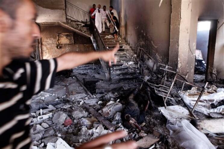 Filha de Kadafi dada como morta nos anos 80 está viva