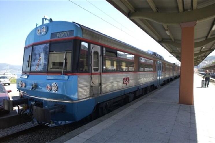 Os actuais comboios serão substituídos por composições rápidas