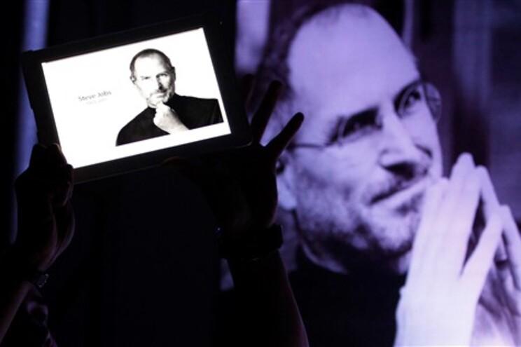 Steve Jobs era idolatrado por muitos fãs de tecnologia em todo o Mundo