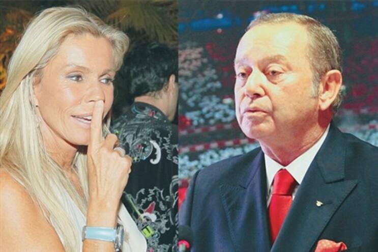 Cinha cruzou-se com ex-presidente do Benfica e chamou-lhe bêbado. O antigo dirigente não se ficou e quase