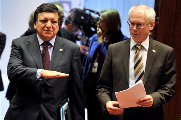 Líderes da Zona Euro vão fazer tudo para alcançar acordo na quarta-feira