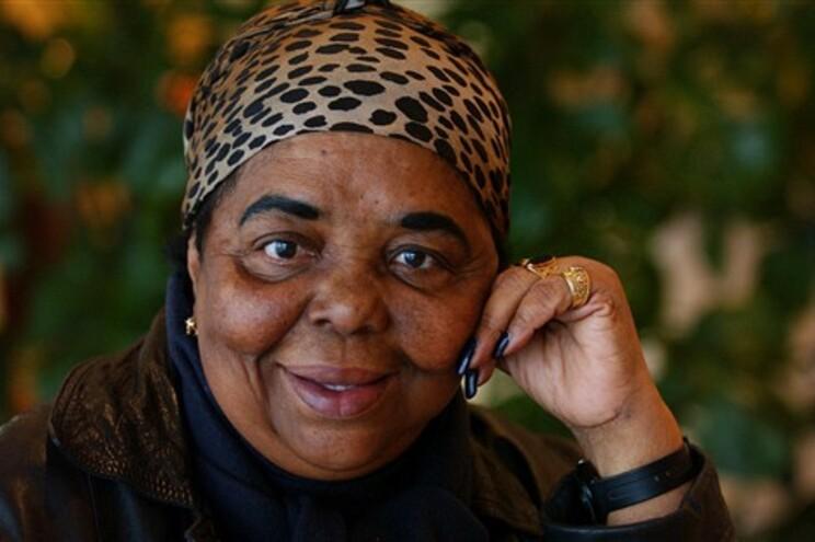 Cesária Évora regressou a Cabo Verde