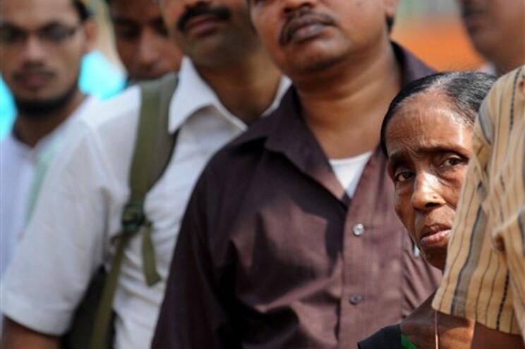 Índia pode vir a sofrer com a escassez de mulheres