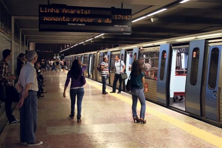 Governo estuda hipótese de encerrar Metro de Lisboa mais cedo