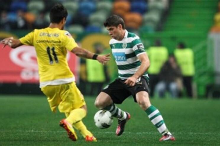 Nacional chegou ao intervalo a vencer por 2-0