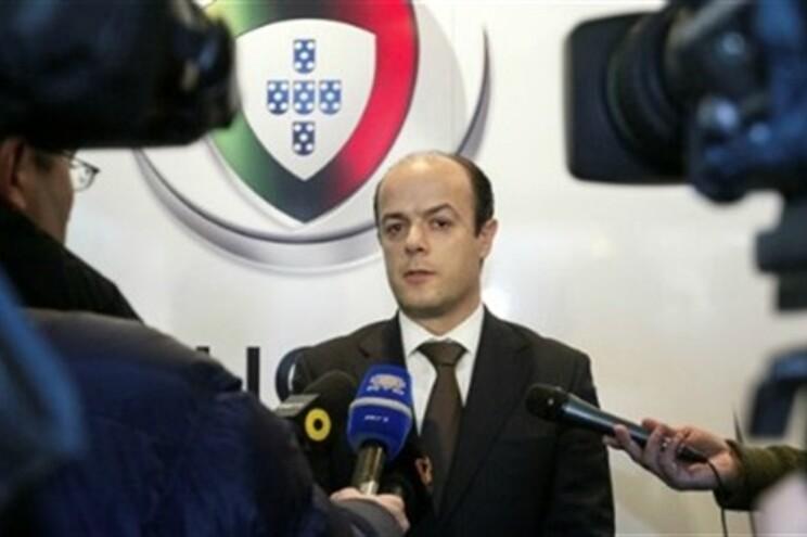 Mário Figueiredo desafia governo a rever lei dos patrocínios