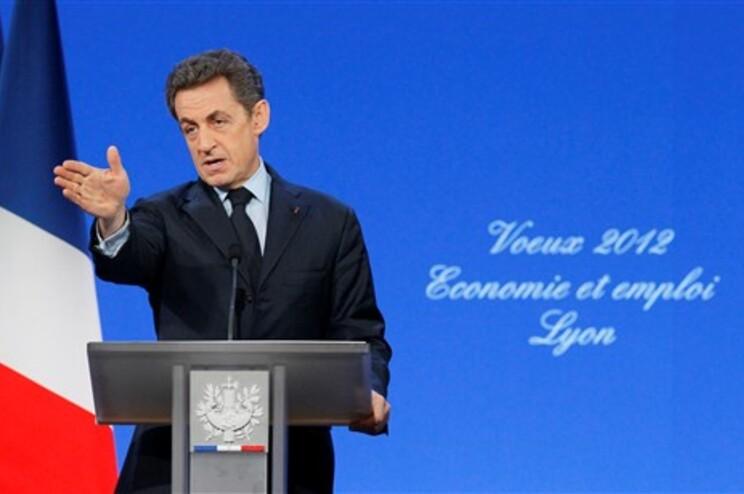Presidente francês Nicolas Sarkozy saudou a decisão da justiça federal norte-americana